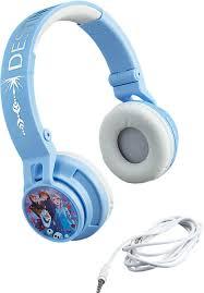 eKids <b>Frozen</b> II <b>Wireless Headphones</b> Blue FR-B50.FXV7 - Best Buy