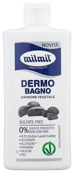 <b>Пена для душа</b> Milmil Carbone vegetale — купить по выгодной ...