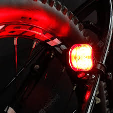 CS Force <b>Bike Tail Light USB Rechargeable</b> LED Bicycle Rear Light ...