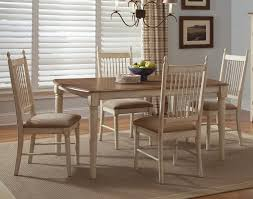 Cottage Dining Room Table Pretty Cottage Style Dining Room Set Painted Prairie Pinterest
