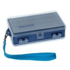 """Коробка <b>рыболовная</b> """"<b>Salmo</b> 34. <b>Double</b> Sided"""", двухсторонняя ..."""
