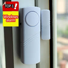 <b>1pcs Magnetic Sensor Wireless</b> Window Magnet Sensor Detector for ...