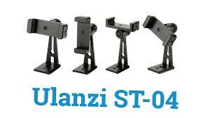<b>Крепление</b> для смартфона <b>Ulanzi</b> ST-04 - не рекомендую ...