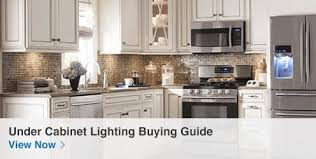 under cabinet lighting buying guide view now cabinet lighting flip