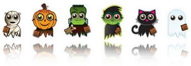 Resultado de imagen de imagenes de halloween animadas