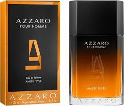 LORIS <b>AZZARO Pour Homme</b> Amber Fever <b>Туалетная</b> вода 100 мл