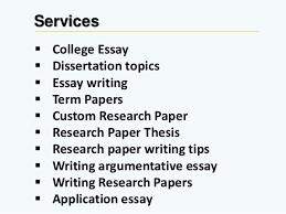 dissertation topics and writing argumentative essay   services  college essay  dissertation topics