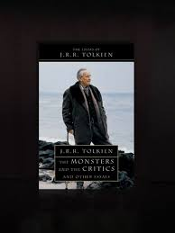 books written by j r r tolkien the monsters and the critics and other essays