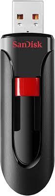 SanDisk <b>128GB</b> Cruzer Glide CZ60 <b>USB</b> 2.0 <b>Flash Drive</b> - SDCZ60 ...