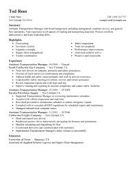 best assistant manager resume example livecareer create my resume