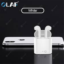 <b>OLAF i7s Bluetooth</b> Earphone Mini Wireless Ear... | Couponnect