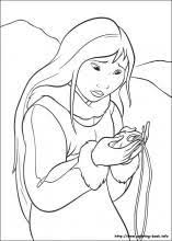 Small Picture Brother Bear coloring pages on Coloring Bookinfo I like to