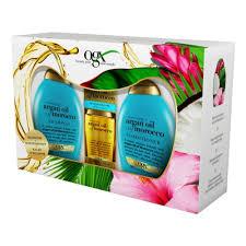 <b>Подарочный набор</b> по уходу за волосами <b>OGX</b> Аргановое масло ...