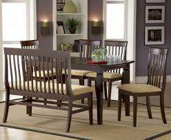 Trendy Dining Room Tables Sets Fetching Modern Dining Room Furniture With Bench Seating