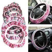 Pink Car Steering Wheel Cover NZ