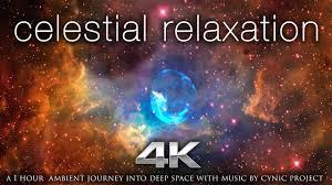 """Celestial Relaxation"" 1 HR of 4K NASA <b>Space</b>/<b>Galaxy</b> Footage + ..."