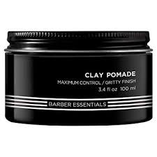 Styling by <b>Redken Brews</b> Clay Pomade 100ml: Amazon.co.uk: Beauty