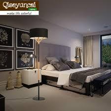 <b>Qiseyuncai Nordic</b> modern wooden Floor lights minimalist <b>fashion</b> ...