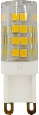 Светодиодная <b>лампа ЭРА LED JCD-5W-CER-840-G9</b> - купить ...