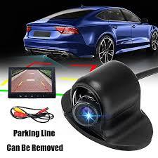 Generic <b>MiNI CCD Coms HD</b> Night Vision 360? Car Rear Front Side ...