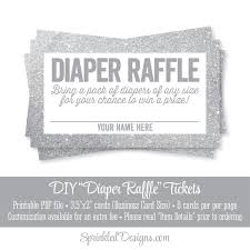 bring diapers card printable diaper raffle tickets silver glitter baby shower game ideas bring a pack of diapers bring a pack of diapers