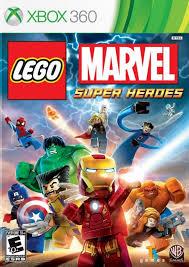 LEGO Marvel Super Heroes RGH Xbox 360 Español [Mega+] Xbox Ps3 Pc Xbox360 Wii Nintendo Mac Linux