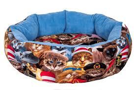 Купить <b>лежак</b> для кошек Crazy Pets <b>PRIDE</b> Мистер Кэт <b>ватрушка</b> ...