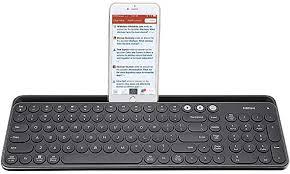 Multi Device Wireless Keyboard, Miiiw Bluetooth Dual ... - Amazon.com
