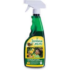 <b>Инсектицид зеленое мыло</b> с экстрактом пихты 900 мл купить по ...