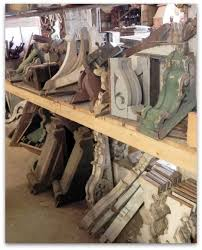 CORBELS, architectural elements for sale,                   salvaged