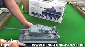 <b>Танк</b> р/у 2.4GHz 1:16 Heng Long Tiger I с пневмопушкой и дымом ...