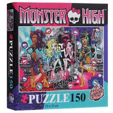 <b>Monster</b> High. <b>Пазл</b>, 150 <b>элементов</b> — купить в интернет ...