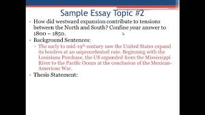 resume examples weak and strong thesis statements harry potter resume examples apush review the introductory paragraph and thesis statement weak and
