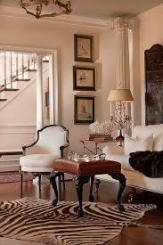 chic living room chic zebra print rug