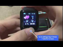 116plus <b>Smart Watch</b> Bluetooth Sports <b>Bracelet</b> Test HESTIA ...