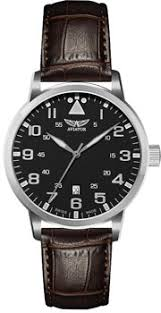 <b>Часы Aviator V</b>.<b>1.11.0.036.4</b> - купить <b>мужские</b> наручные часы <b>в</b> ...