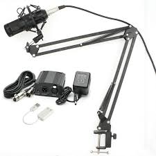 New <b>BM800 Professional</b> 3.5mm Wired <b>Condenser Studio</b> ...