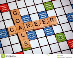 career goals royalty stock images image 18533979 career goals