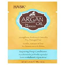 Hask Argan Oil From Morocco Repairing Deep ... - Amazon.com