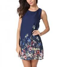 Buy 2018 Arrival <b>Sexy Summer</b> Dresses For <b>Women Black</b> Flower ...