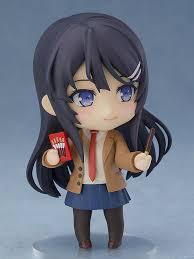 Mai Sakurajima – <b>Seishun Buta Yarou wa</b> Bunny Girl Senpai no ...