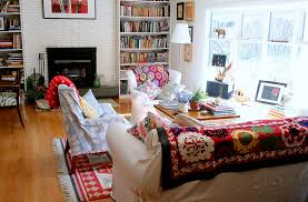 view in gallery the bohemian style looks appealing both in the summer and winter times bohemian style living room