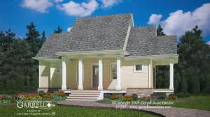 Mountain Cottage C House Plan   Barrier Free House PlansMountain Cottage C House Plan