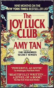 best ideas about the joy luck club novels the cover of the book the joy luck club from my book collection publication