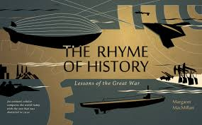 the rhyme of history lessons of the great war institution coverimg