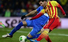 Getafe vs Barcelona