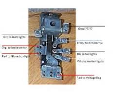 similiar headlight switch wiring keywords 1949 chevy truck headlight switch wiring 1949 wiring diagrams