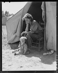 faces of the great depression photos the huffington post faces of the great depression