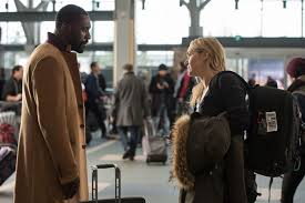 Image result for the mountain between us