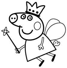 """Peppa <b>Pig</b> Children's <b>Wall Sticker</b>, 44""""x44"""" - <b>Contemporary</b> - Kids ..."""